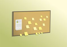 yellow sticky notes #work #marketing #world #poland
