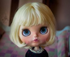 Custom Doll for Adoption  by Carolina Belmont - available here: http://etsy.me/2k43EIK