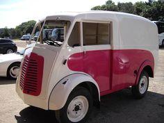 -=-Morris J Type Vans-=- Vintage Vans, Vintage Trucks, Catering Van, Step Van, Panel Truck, Morris Minor, Cab Over, Thing 1, Creepers