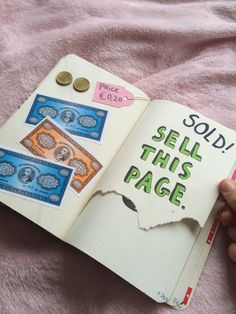 Sell this page