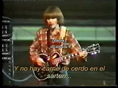 PROUD MARY - CREEDENCE CLEARWATER REVIVAL (SUBTITULADO ESPAÑOL INGLÉS) - YouTube