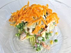 Seven Layer Salad - craving this...