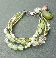 Check out this item in my Etsy shop https://www.etsy.com/listing/261580520/peridot-bracelet-august-birthstone