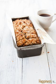banana chOcOlate macadamia nut bread