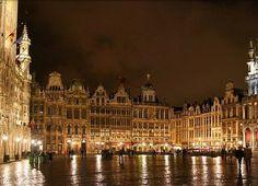 Grand-Place, Bruxelas, Bélgica.