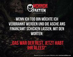 Ausbeuterbetrieb #horrorfakten