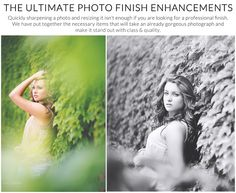 Best Free Web Enhancer Photoshop Actions #photography #photoshop #elements #actions