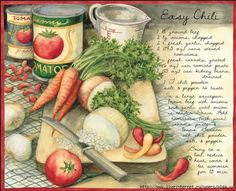 The fires of Beltane Decoupage Vintage, Decoupage Paper, Vintage Paper, American Kitchen, Recipe Scrapbook, Food Quotes, How To Can Tomatoes, Vintage Recipes, Food Illustrations