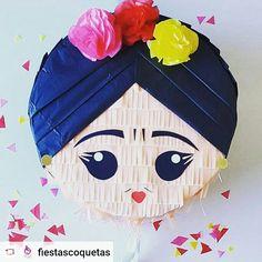 "147 Me gusta, 10 comentarios - Pi ñ atasweb.com (@pinatasweb) en Instagram: ""Nos unimos al tributo a México de @fiestascoquetas #Piñata Frida  #Rensta #Repost: @fiestascoquetas…"" Mexican Party, Instagram, Mexican Birthday Parties, Mexican Birthday, Frida Kahlo, Sevilla, Mexican Fiesta Party, Mexican Fiesta"