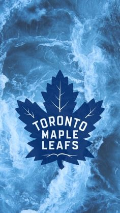 Toronto Maple Leafs Wallpaper, Wallpaper Toronto, Toronto Maple Leafs Logo, Wallpaper Canada, Ipod Wallpaper, Nike Wallpaper, Wallpaper Wallpapers, Leafs Game, Iphone Backgrounds Tumblr