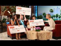 Ellen Meets Three Inspiring Homecoming Queens - that's amazing