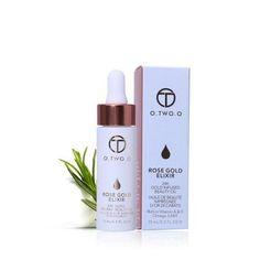 OTWOO 24K Rose Gold Elixir Skin Oil Before Primer Foundation Moisturizing and Anti-Aging only $5.99