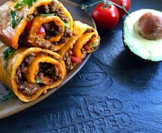 YESSSSS. More Super Bowl treats. These keto / low carb taco rolls are made with 100% cheddar cheese and are SOOOO GOOD.