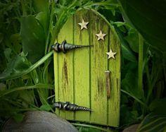 Unique garden fairy door related items | Etsy