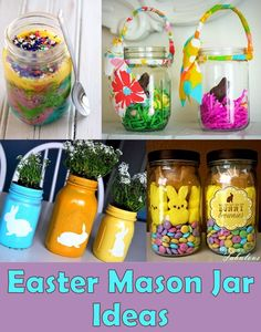 Pressure Cooker Outlet: Easter Mason Jars