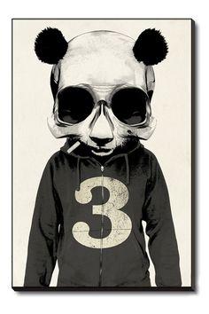Evil Panda.