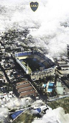 Boca Juniors Bombonera Barrio wallpapers Football Gif, Football Stadiums, Argentina Football, Leonel Messi, Soccer Stadium, Messi 10, Juventus Fc, Real Madrid, World Cup