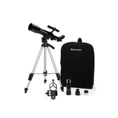 Celestron Telescope 21038 Travel Scope 50 Refractor with Tripod & Backpack - New Black Backpack, Travel Backpack, Telescopes For Sale, Our Solar System, Life Is An Adventure, Kit, Binoculars, Photo Booth, Filter