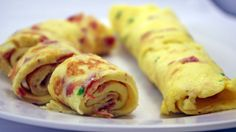 For further note, the recipe will be able to generate one and a quarter cup of egg mixture, so make sure that you use a little bit more than half a cup for each omelet. Description from deliciousfood4u.com. I searched for this on bing.com/images