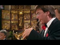 German Brass - Bach BWV 972 after Vivaldi Violin Concerto. Features piccolo trumpets and a valve trombone!