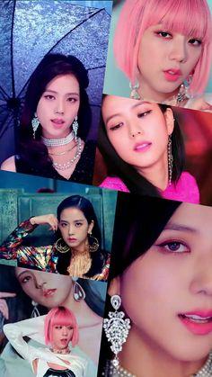 Hit you with that Ddu Ddu Du Blackpink Jisoo, Kim Jennie, Yg Entertainment, South Korean Girls, Korean Girl Groups, K Pop, Blackpink Wallpaper, Blackpink Debut, Pop Stickers