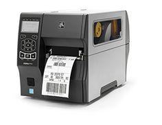 ZT410 Direct Thermal/Thermal Transfer Printer - Monochrome - Desktop - Label Print