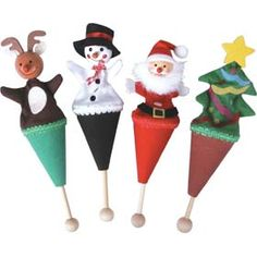 unbranded-mini-christmas-pop-up-cone-puppet.jpg (280×280)