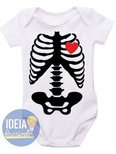 Body Infantil Raio-X