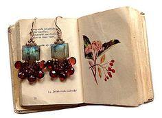 Eva Hanusova Artisan Jewelry   Beautiful Jewelry Inspired by Nature on this Amazing Wix Website