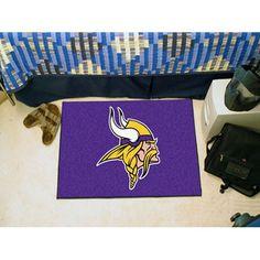 Minnesota Vikings NFL Starter Floor Mat (20x30)