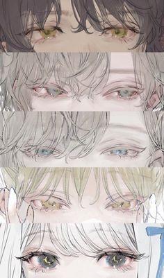 Art Anime, Anime Art Girl, Pretty Art, Cute Art, Japon Illustration, Art Drawings Sketches Simple, Digital Art Tutorial, Cartoon Art Styles, Art Reference Poses