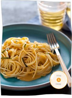 Uni Spaghetti. A yummy recipe for how to make your own uni spaghetti. Thin spaghetti tossed together with a light and creamy salt with a hint of ocean salt.
