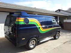 one day I'll have my boogy van