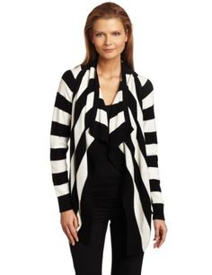 Chaus Women's Cascade Cardigan Sweater Chaus. $29.28. Cascade. Stripe. Machine Wash. Made in China. 60% Cotton/20% Viscose/20% Modal