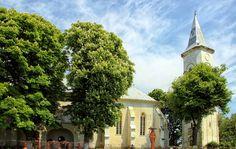 All sizes | Sangeorzu Nou - Sächsisch Sankt-Georgen Evangelische Kirche | Flickr - Photo Sharing! Kirchen, Photo And Video, Mansions, Architecture, House Styles, World, Mansion Houses, Arquitetura, The World