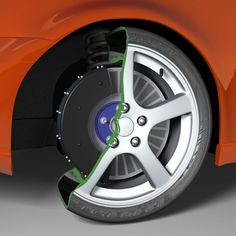 In-Wheel EV Motor From Evans Electric Unveiled In Australia… Ford Focus Electric, Electric Power, Electric Cars, Electric Vehicle, Kia Soul, Electric Car Conversion, Solar Car, Car Fix, Alternative Energy
