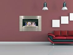 Transform your existing fireplace to a Jetmaster gas fireplace – increase your efficiency, and create a stunning focal point where the old hole-in-the-wall used to be. You can also use the Jetmaster Universal insert in most new constructions, using the Zero Clearance option – this means no brickwork, just a simple timber frame will do the job.