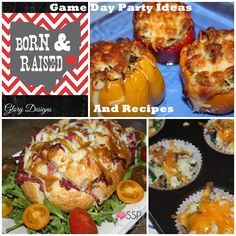 game-day-party-ideas-and-recipes.jpg (504×504)
