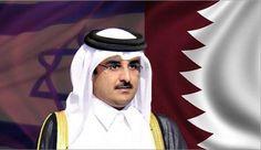 صحيفة الحرية                                             : بعد السعودية.. قطر تعلن علاقتها مع اسرائيل
