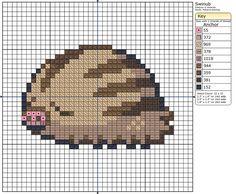 220 - Swinub by Makibird-Stitching
