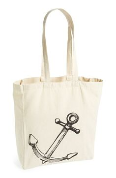 anchor tote / nordstrom