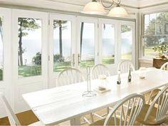 Lite Patio Doors - Neuma Doors - Manufacturer of fiberglass patio doors Hinged Patio Doors, Milwaukee, Kitchen Dining, Backyard, Windows, Deck, Outdoors, Patio, Front Porches