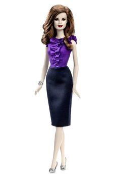 The Twilight Saga: Breaking Dawn–Part 2 Esme Doll    Designed by: Linda Kyaw  Release Date: 11/15/2012