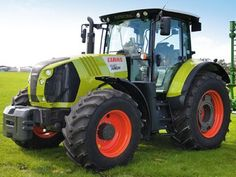 Class Service Manual: FREE CLAAS ARION 510 520 530 540 610 620 630 640 T...