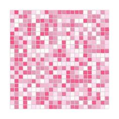 Seamless Pink Mosaic Tile Background Pattern ❤ liked on Polyvore featuring backgrounds, pink backgrounds, patterns, - backgrounds, wallpaper, fillers, borders, quotes, phrase and effect
