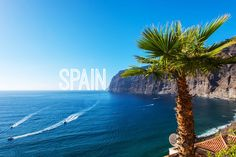 Save on your holiday to Tenerife by booking today. Hundreds of great value deals on hotels, flights and all inclusive deals to Tenerife for fun in the sun. Places Around The World, The Places Youll Go, Places To See, Around The Worlds, Puerto Del Carmen, Menorca, Portugal Travel, Spain Travel, Tenerife