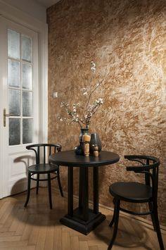 Fakéreghatás, márványhatás, téglahatás, betonhatás - csak néhány példa arra, amelyet a magyar szakemberek által kifejlesztett Platinum Decor festékekkel valósíthatunk meg otthonunk falain.
