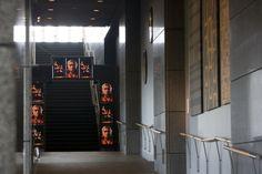 Lisa Reihana, Mai i te aroha, ko te aroha, Te Ara a Hine, Te Papa, Level 2 New Zealand Art, Terrace, Lisa, Sculpture, Maori, Balcony, Patio, Sculptures, Sculpting