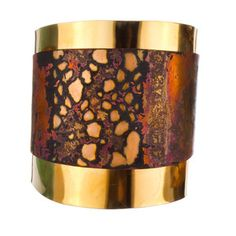 Selva Cuff Gold-Plated, $110, now featured on Fab.
