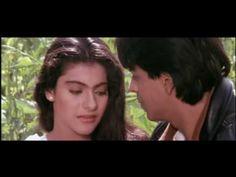 """Dilwale Dulhania Le Jayenge - 6th song of the movie """"Tujhe Dekha"""" with English Subtitles"""